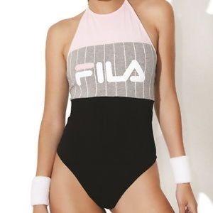 NWT Fila Fia Bodysuit Size Large